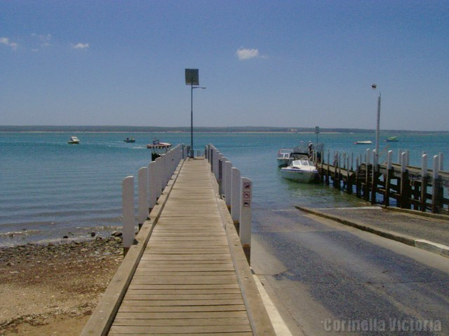 Corinella Boat Launching Ramp